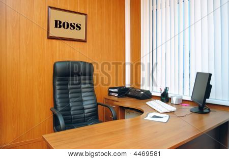 Office For Boss