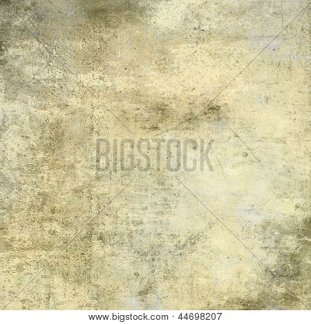 art abstract grunge cement textured background in sepia