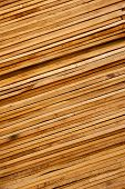 Slanted Stack Of Wooden Planks Background