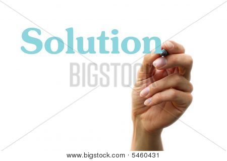 Hand And The Word Solution