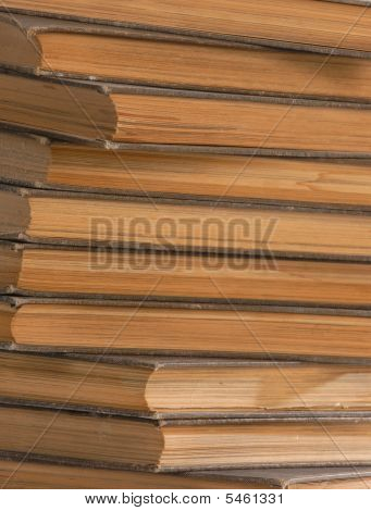 Book Stack Background