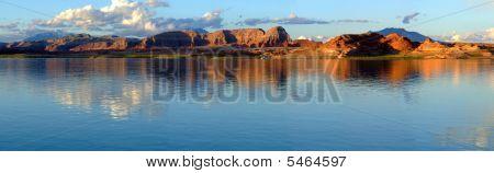 Lake Powell Panorama
