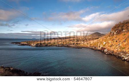 San Cristobal Island And Kicker Rock/Leon Dormido, Galapagos