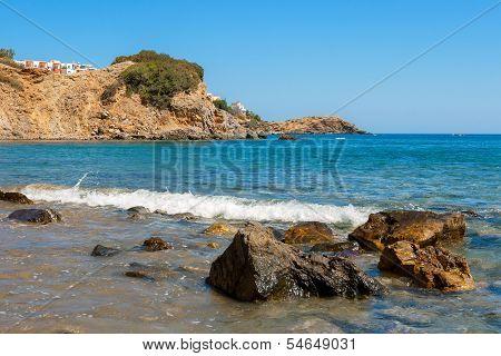 Coastline. Crete, Greece