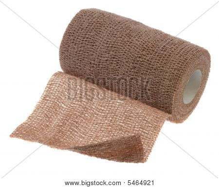 Flexible Cohesive Bandage Wrap