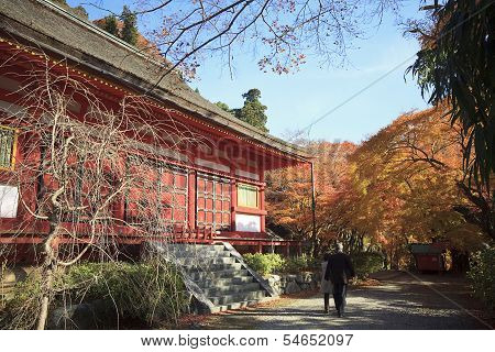 Tanzan Shrine, Sakurai City, Nara Prefecture