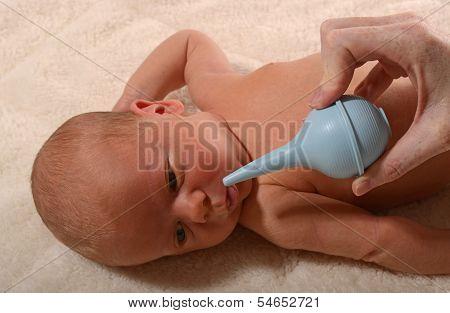 Baby And Nasal Aspirator