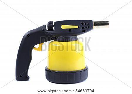 manual gas burner