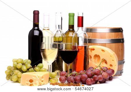 Composition of wine
