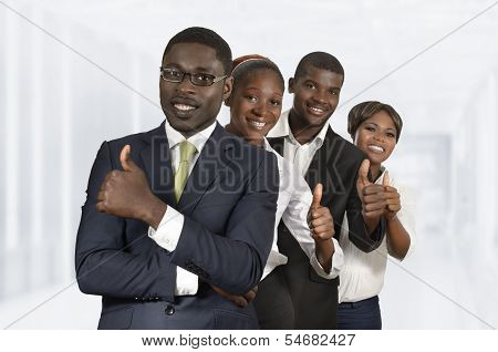 African Business Team