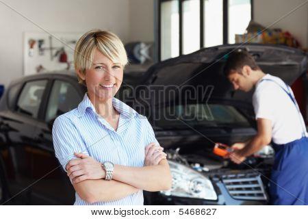Proprietário de carro