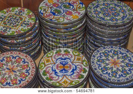 Colorful Stoneware