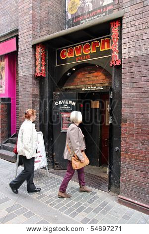 The Cavern, Liverpool