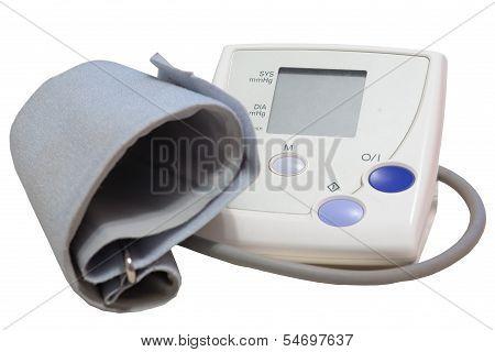 Tonometer On Isolated