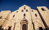 The Basilica of Saint Nicholas,in Bari, Italy