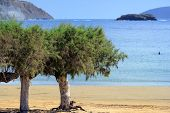 Methoni beach