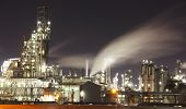 foto of chimney  - Oil and gas industry  - JPG