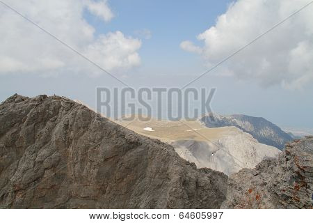 Mountains in Greece
