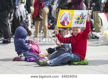 Religious Children
