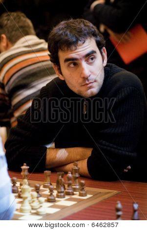 Cuban Chess Grandmaster, Lenier Dominguez Perez 3