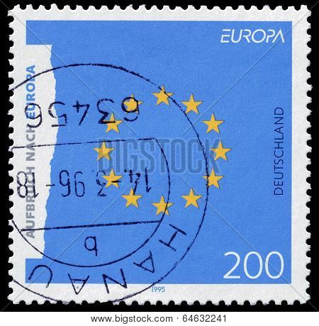 Germany Europa stamp 1995