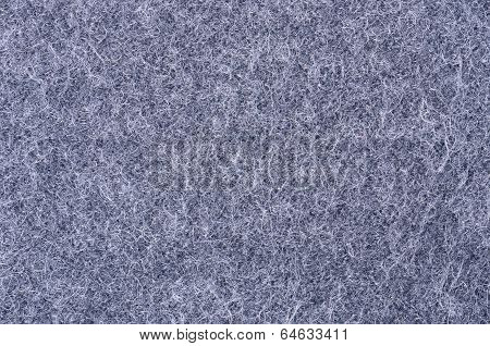Close Up Gray Woolen Coat Background