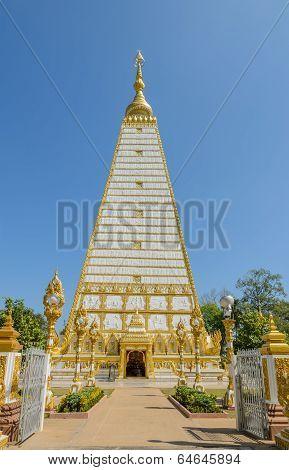 Thai White Pagoda, Thailand