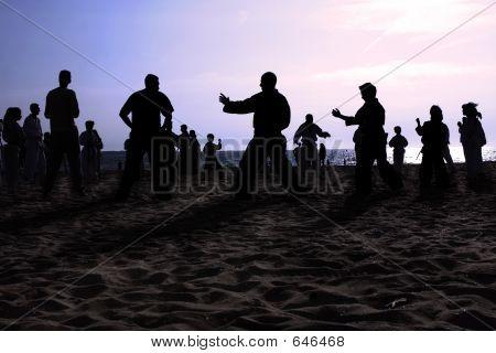 Tai Chi Beach II