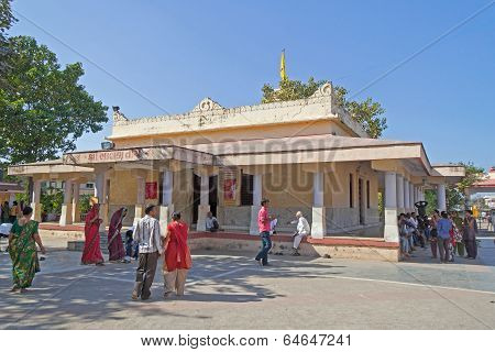 Shri Krishna Temple At Bhalka Tirtha, Gujarat