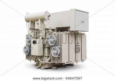 Oil Immersed Power Transformer