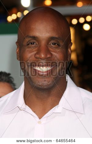 LOS ANGELES - MAY 6:  Barry Bonds at the