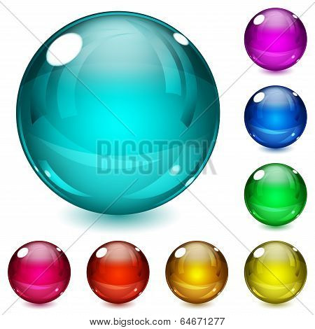 Multicolored Spheres