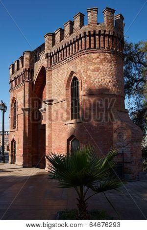 Fortified Santiago