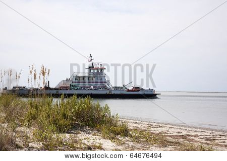 Outer Banks Ferry