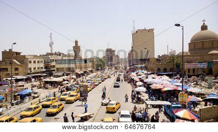Shorja market