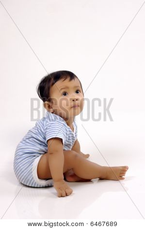 Baby Sitting In The Studio
