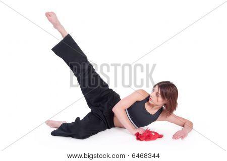 Kungfu Girl