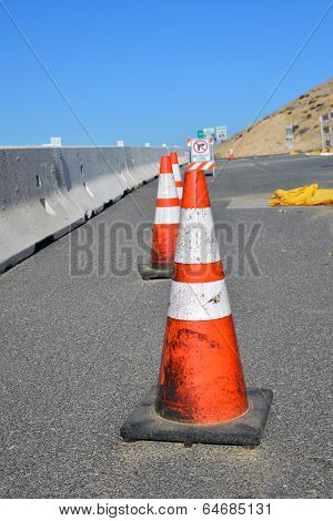 Traffic Cones and Barriers