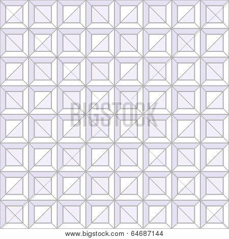 Seamless Geometric Pattern Net Grey