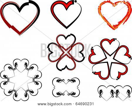 Love Sign Tattoo Design