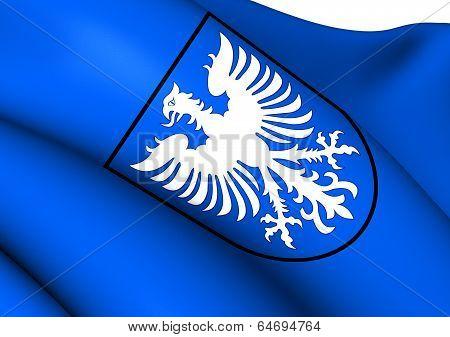 Flag Of Schweinfurt