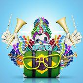 picture of carnival brazil  - Brazil - JPG