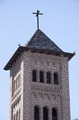 pic of neo  - Tower of the Church of Sant Pere Martir in Escaldes - JPG