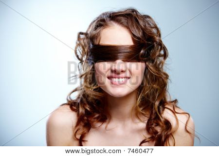 Unseeing Woman