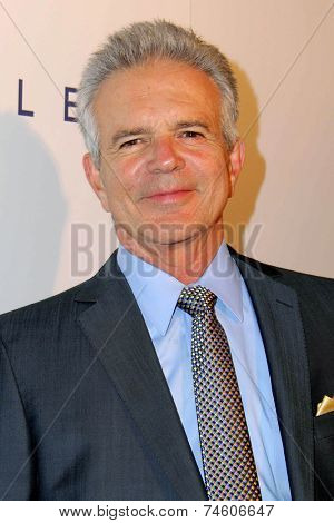 LOS ANGELES - OCT 23:  Tony Denison at the De Re Gallery & Casamigos Host The Opening Brian Bowen Smith's