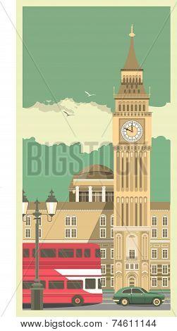 Background London