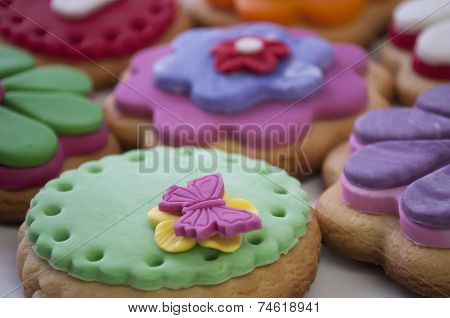 Color Cookies