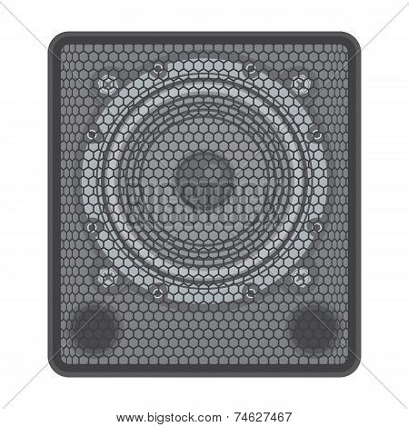 concert Subwoofer Speaker