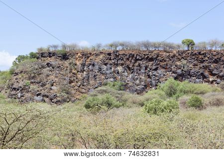 Rift Valley Cliffs, Kenya