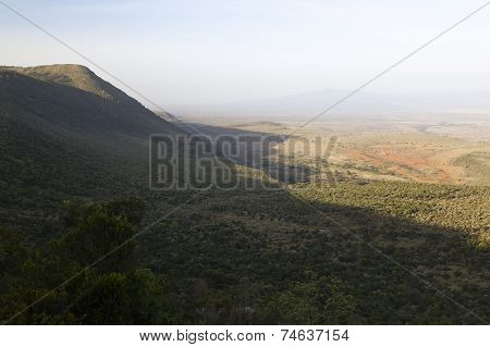 Rift Valley View, Kenya